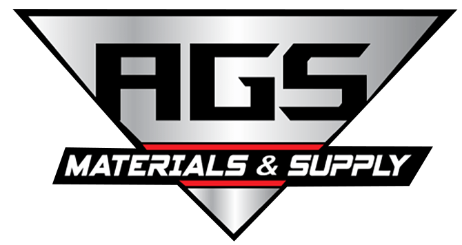 AGS Materials & Supply Logo
