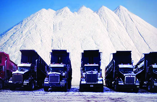 Snow and Ice Removal AGS Materials & Supply